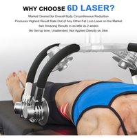 LLLT Low intensity 6D lipolaser new lipo laser slimming machine XM687