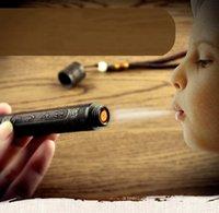 크리 에이 티브 레트로 흑단 방풍 화재 전자 담배 더 가벼운 절묘한 컬렉션 기념품 더블 아크 USB 충전 라이터 ZC201
