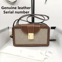 2021 Design delicato Aprire la scatola Borse da donna di alta qualità Donne Lady Fashion Marmont Bag Borse a tracolla Borse Borse Borsa Zaino Borsa a tracolla Borsa a tracolla 614368