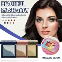 Eye Shadow 9 Colour Two-tone Eyeshadow Stick Modification Gradient Matte Pearlescent Waterproof Long-lasting Makeup