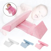 Pillows Baby Shaping Pillow Side Sleeping Positioning Correction Born Infant Anti Rollover Flat Head Antiemetic Milk Cushion