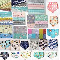 Wholesale 100pcs lot 2021 Special making Dog Puppy bandanas Collar scarf Bow tie Cotton pet Supplies Y8101