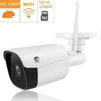 Cameras JOOAN Wireless Ip Cam Security Camera HD 1080P Outdoor IP66 Waterproof 50ft Night Vision Home Video Surveillance