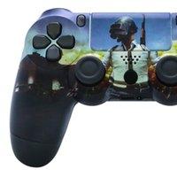 L'ultimo controller wireless Bluetooth in edizione limitata per il joystick di vibrazione PS4 Gamepad Game Impugnatrice controller con logo EU o USA al dettaglio USA DHL