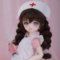 Tamako 1/4 BJD Muñeca de resina Doll Anime Figura BJD Muñeca Fullset DD MDD MSD Bola Muñeca conjunta Fid Japón