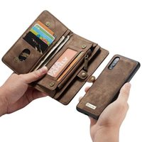 Purse Wristlet Phone Case For Galaxy M A 20 E A30 40 50 51 52 70 72 Europ 5g 21 S 71 80 90 Coque Luxury Leather Cover Cell Cases
