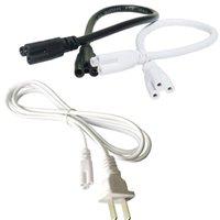 스위치 조명 액세서리 3 피트 US 플러그 3 Prong AC 전원 코드 케이블 T8 / T5 통합 LED 튜브 라이트