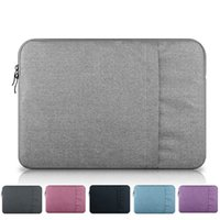 Laptop Sleeve Bag 12 13 13.3 14 15 15.6 Inch Waterproof Notebook Bags Funda For Macbook Air Pro 16Inch Computer Case Cover
