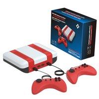 En Kaliteli Nostaljik Ana Bilgisayar Mini TV Mağaza Can 620 Oyun Konsolu Video Handheld 2 in 1 Içinde Çift Oyun Oyuncuları Nes Oyunları Konsolları için