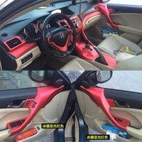 Accessoires Honda Self Honda 8 Accessoires pour autocollants de voiture Stickers Cylisme 2009-2021 Autocollants de voiture Adhésif et Fibre Carbon Vinyl Niatg