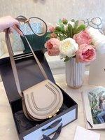 Kaloi bag 2021FAMOUS Бренд Модный дизайн Женщины Вечеринка Свадебные Сумки Высокое Качество Подлинная Кожа Кожа Cloe Mini Marcie Плечо Сумка
