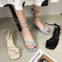 Square Heel Shoes Womans Slippers Rubber Flip Flops Med Luxury Slides Shose Women Block 2020 Hawaiian Designer Summer Basic d4tk#_hip