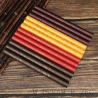Environmental Protection Paper Incense Tube Incense Barrel Storage Box for 10g Joss Stick Convenient Carrying Random Colors