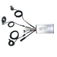 도구 36V / 48V 500W 22A, 브러시리스 DC EBIKE 컨트롤러 + KT-LCD4 디스플레이 + 핑거 다이얼 + 센서 세트, 키트 용