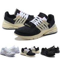 Presto 2.0 Ultra BR TP QS Preto Branco x Casual Designer Sapatos Off Almofada Prestos Huarache Mulheres Homens Homens Treinador Tênis Tamanho 36 ~ 45