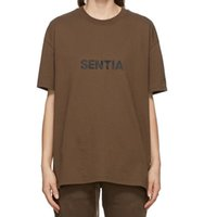 2021 Spring Summer Front 3D Silicon Logo T-shirt T-shirt Skateboard Tshirt Hommes Femmes Sleeve à manches courtes