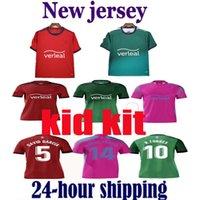 Itália 2021 Jersey de futebol osasuna Away 2122 Jorginho El Shaarawy Bonucci Insigne Bernardeschi Homens Adultos + Kit Kids Football Shirts