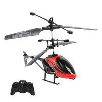 2,4 ГГц Дистанционное управление Мини-вертолет Самолет Micro 2.5 канал RC Quadcopter Двигатель мощный RC Drone Toys для детских подарков