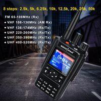 Walkie Talkie Socotran UV Full Band Outdoor Handheld Radio GPS Bluetooth Aviation Frequency Automatic Modulation