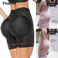Women Shaper Sexy Boyshort Panti Wo Fake Underwear Push Up Padded Panti Buttock Shaper Butt Lifter Hip Enhancer