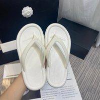 EVA 샌들 여성 럭셔리 데스러스 슬리퍼 패션 얇은 플립 플롭 브랜드 구두 라디 신발 샌들 오리발
