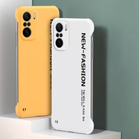 Multiple Colour Cases for Xiaomi Redmi Note 10 4G Pro 9 8 K40 Pro Rigid Sheath Telephone Drill Bit F3 Mi Cc9e Cc9 Pro 11 Lite Without Frame Shell
