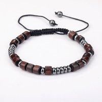 Friendship Beaded Bracelet Strands Handmade Morse Code Bracelets BFF Charm Chain In My Heart Lover Promise Jewelry Gifts