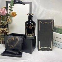 In magazzino Deodorante Air Versione più alta Bottiglia nera Il Giardino dell'Alchemist 100ml Bello odore di profumo di profumo libero Consegna veloce