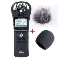 Digital Voice Recorder Sprzedaj 100% Oryginalny Zoom H1N Handy Portable Audio Stereo Microfon Wywiad Mic