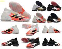 Raubtiermutator 20+ TF in UniForia Inflight Pack Indoor Turfen PP Paul Pogba Mens Slip-on Fussball Fußballschuhe 20 + x Cleats Stiefel Größe 39-45