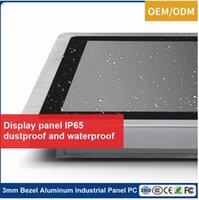 PC PC PC INDUSTRIAL PC con monitores de monitor táctil de Capacitiva
