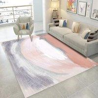 Carpets Nordic Modern Carpet Geometric Rug And For Living Bedroom Floor Kids Play Mat Bathroom Home Door Bedside Yoga Pad