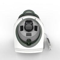 المهنية المحمولة ماجيك مرآة 3d التشخيص التلقائي الوجه ماسحة الكاميرا آلة محلل الجلد