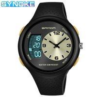 Saatı Reloj Deportivo Para Hombre İzle Erkek 2 Zaman Kuvars Saat Dijital Saatler Erkek Askeri Spor
