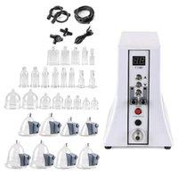 Productos calientes Máquina de mejora de la máquina de montaje de la máquina de vacío Terapia de la terapia de la terapia Ampliar el inventario de la máquina de drenaje linfático en t