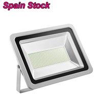 LED LED الكاشف تركيبات 1000 واط 500 واط 300 واط 200 واط IP65 للماء exterieur البوليفيين الفيضانات ضوء 120 درجة شعاع زاوية أضواء اسبانيا الأسهم