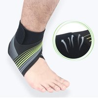 Elastic Compression Support Sleeve Breathable Ankle Socks Fo...