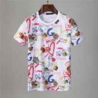 Tee мужская футболка мужская летняя спортивная футболка с коротким рукавом хлопчатобумажная рубашка для рубашки женщины Teel Hip 3G дизайнер Mens GT рубашки M-XXXL