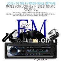 Bluetooth Car Audio Player Car Radio Stereo Autoradio 12V In-dash FM Aux Input Receiver Support SD Card USB MP3 Player JSD-520