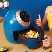 Originale Konka Air Fryer 3.5L Intelligent Automatic Electric Famidy Forno multi-funzionale Nessuno olio di fumo Friggitrici