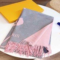 Womens Fashion Silk Bufandas Casual Bufanda Mujer Mantón Shawe Largo Cuello Hoja Clover Wraps 5 Color Accesorios de alta calidad