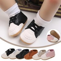 First Walkers Autumn Baby Kids Boys Girls Soft Flat Sports Shoes Toddler Non-slip Soft-sole Casual Infant Born Moccasins