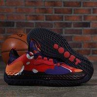 Sert Six Nesiller Terlik Mens James Harden 4 Vol. 4 4S IV MVP Vol.4 Basketbol Ayakkabıları Açık Spor Eğitim Sneakers Bizi ABD 7-