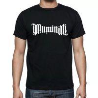 Camiseta divertida de la pirámide de los ojos Illuminati