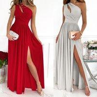 Casual Dresses Sexy Women Wedding Party Dress Wrap Boho Maxi Club Red Bandage Long Evening Bridesmaids Robe Longue Femme Sukienka