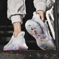 Online Influencer Men Shoes Trendy TikTok Summer Breathable MeshTrendy Mens Sports Korean Style Wild Runnner Casual sneaker