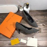 Clássicos Mulheres Dress Shoes Moda Alta Qualidade Mulher Sapato de Salto Baixo Pele Vamp Vamp Senhora Genuine Couro Tamanho 35-40 por Sho02 01