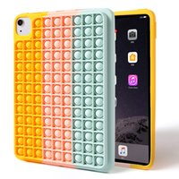 Tablets Cases For iPad Pro 12.9 Case Tabletop Push Pop Bubble Tablet Cover PC Bags