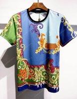New mens stylist t shirt men s clothing 3D summer tshirt Hip-Hop women s short sleeve luxurys designer clothes Lady casual tee