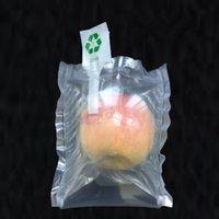 50 teile / los Klarluft aufblasbare Puffer Hohlkissenverpackung Stoßfest Für Versandware Wrap Plastic Air Bubble Paket Tasche